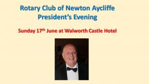 Presidents  Evening 2018