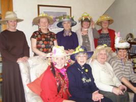 Rotary Ladies Easter Hats