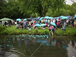 Family Fun Duck Race 2015