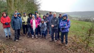 Rotary and Friends Walk -Speen
