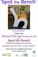 Sitting with Jane - Spot the Bench Competition