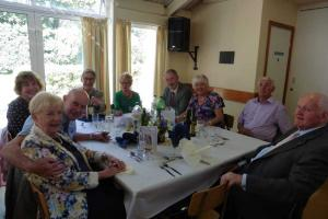 Rotary Club of Bexhill Spring Lunch