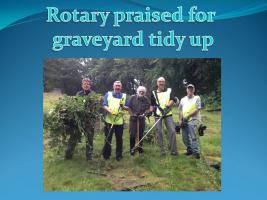 St Chad's Tidy Up