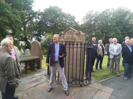 Visit to St George's Church Douglas - July 2020