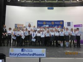 Rotary Phoenix Choir Competition Final - KEGS