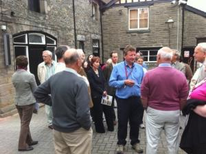 Visit to Mark Johnston's Stables
