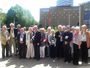 Rotary Club of Bishop's Stortford Vocational Visit to the BBC