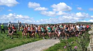 James Herriot Trail Run 2007