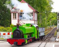 South Tynedale Railway Outing