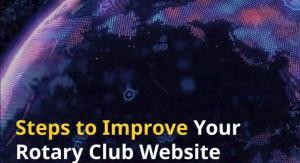 Improve your club website