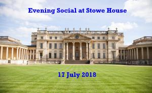 Social evening at Stowe House