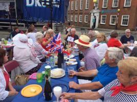 Street Party 12 June 2016