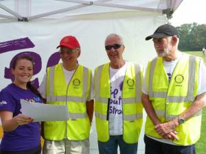 Stroke Association Walk