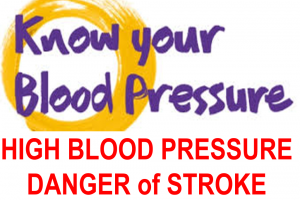 APRIL: Rtn David Warburton: Rotary Stroke Awareness