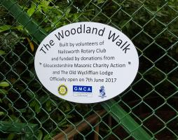 Stroud Court Woodland Walk