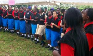 Starehe Girls' Centre in Nairobi - Kenya - Student Sponsorship
