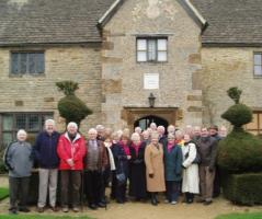 Visit to Sulgrave Manor