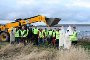 Community Surf Project, Thurso East