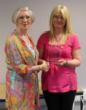 Esk Valley Rotary Award for Organisational Support 2010
