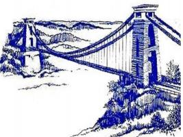 Clifton Suspension Bridge.    Please click on the picture to make a donation to our charity account