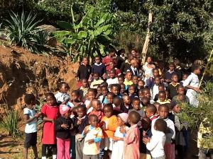 Rotary Working in Swaziland 2015 to date