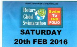 Rotary Global Swimarathon 2016