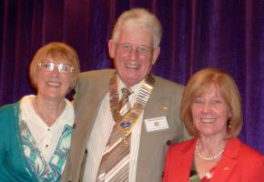 2012 D1230 District Governor's Handover