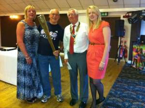 Olympic Evening with the Adlington Family