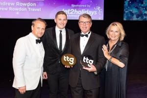 Top travel industry award