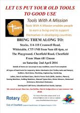 Tools With A Mission - Collection Day