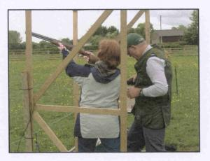 Clay Pigeon Shooting 2008