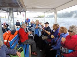 Sail up the River Tay
