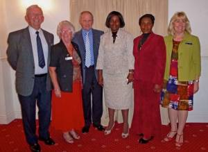 Zambian Teachers Visit