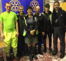 Support for local charities from Moonraker Challenge