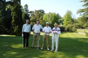 Newbury Rotary Charity Golf tournament @ Donnington Golf Club