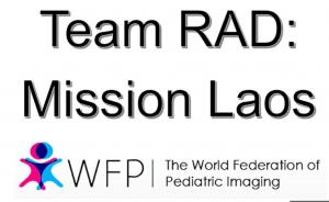 Team RAD -  volunteering in Laos.