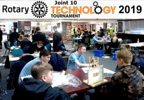 Joint 10 Rotary Technology Tournament 2019