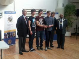 Basingstoke Loddon Young Technology Competition March 2014
