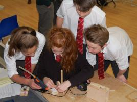 Wycombe Technology Tournament  December 2014