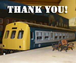 Thank You! Tedsmore Train Experience - Saturday 26th November