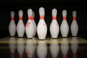 Ten Pin Bowling @ Stirling   12 June 18.30 @ Bowling Alley