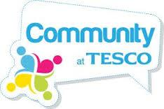 Tesco help in the local community