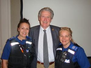 Thame PCSOs: making Thame a safer place to live