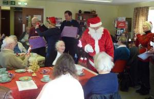 Dec 2017 Girton Memory Cafe's Christmas Party