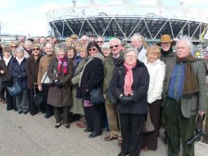 London Olympic Sites Tour