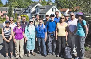 Sponsored Walk for WaterAid