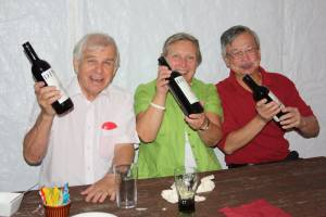 Fleet Rotary Putting Competition - Monday 23 July 2012