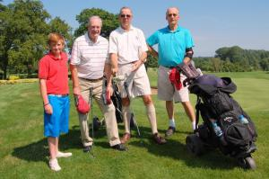 Charity Golf Day at Kenwick Park raises over £6000