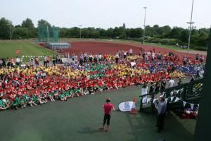 Jun 2014 Mini Olympics - Day of Sport
