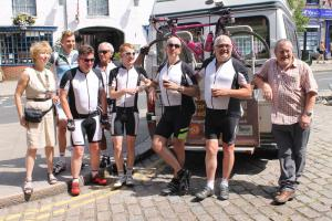 Wheels for Rotary - Sponsored Cycle Ride